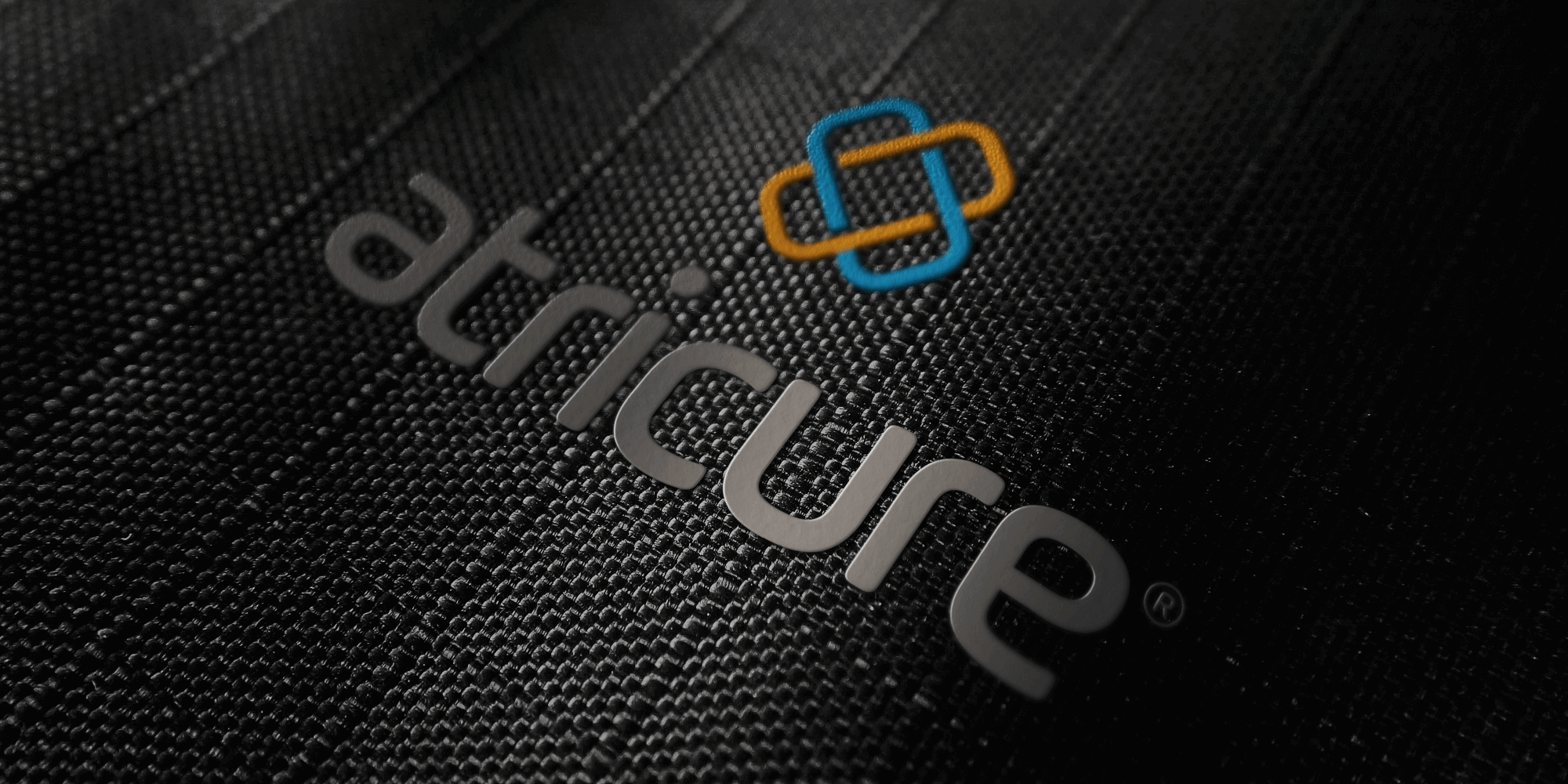 creative agency atricure logo design